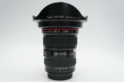 98新佳能 EF 17-40mm f/4L USM 17-40 2251