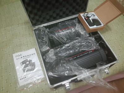 欧宝WP3-400锂电外拍灯