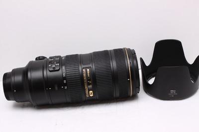 尼康 AF-S 70-200/2.8 VR II 尼康 70-200mmF2.8 II 98新