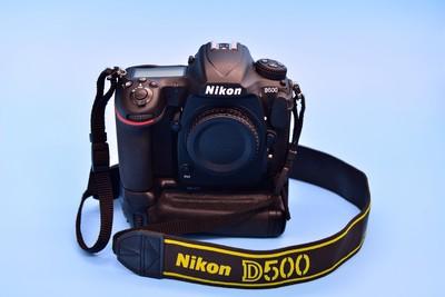99新 自用 尼康 Nikon D500 机身
