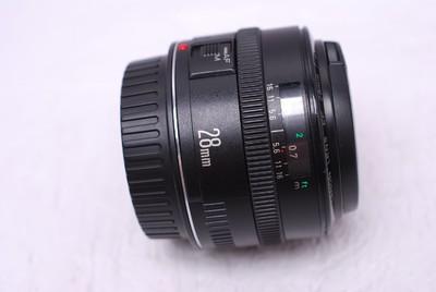 佳能 EF 28/2.8 28 mm F2.8 佳能28/2.8 佳能 28/2.8
