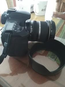 佳能 60D带原厂97新10-22镜头,只出十天,过了交二手商了。