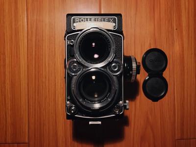 非常完美 禄来双反 Rolleiflex 2.8f Planar