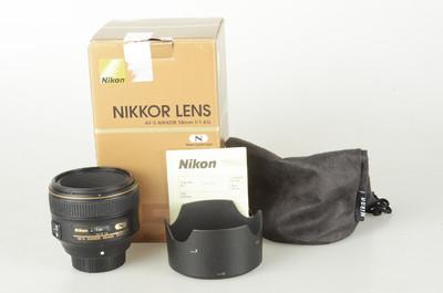 98新 尼康 AF-S 尼克尔 58mm f/1.4G