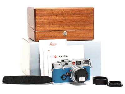 徕卡/Leica M6 Historica紀念版相机连50mm F/2镜头 *如新连盒*