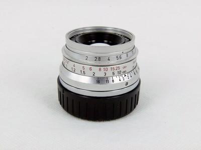 徕卡 Summicron M35/ 2 银色八枚玉