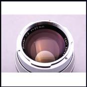 牛眼 独眼龙 康泰时 蔡司 ZEISS Contarex 85/2 85mm F2 镜头