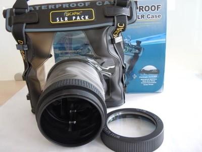韩国进口(Dicapac)WP-S10单反相机防水袋 相机潜水罩