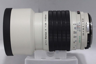 玛米亚 645用 APO 200mm F/2.8(NO:1099)