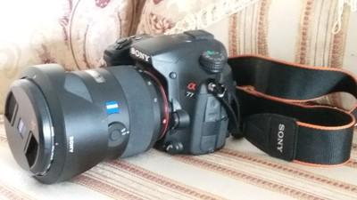 A77相机 2个镜头