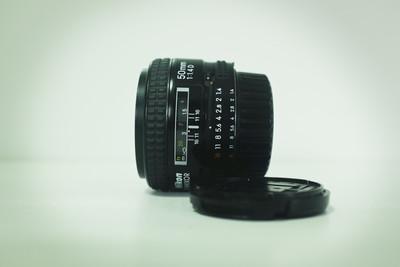 出自用尼康 AF 50mm f/1.4D