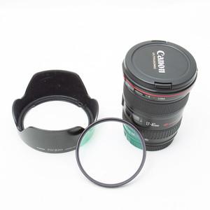 Canon佳能 EF 17-40mm f/4L USM 17-40/4 97新 NO:9656