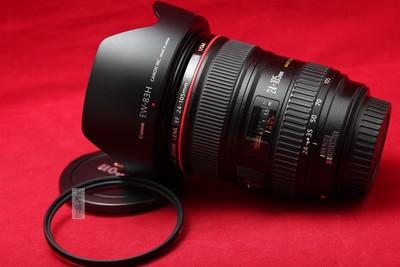 Canon 佳能 EF 24-105 24-105/4L IS USM 红圈 难得美品成色