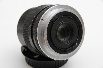 CONTAX 25mm f/2.8康泰时定焦镜头。9成新