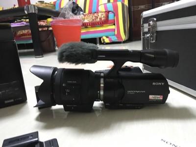 索尼 NEX-VG30EH 非常好