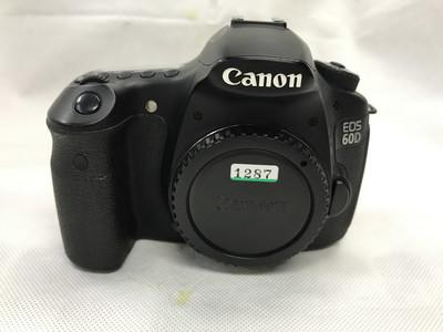Canon/佳能EOS60D单机身 单反相机