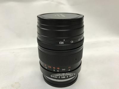 中一光学 50mm/0.95全画幅超大光圈镜头夜神之眼E口
