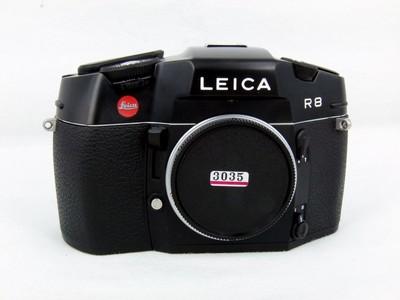 徕卡Leica R8黑色机身