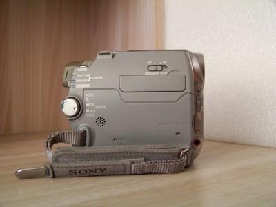 索尼 DCR-HC40E 数码摄像机 磁带DV机 PAL制式 !