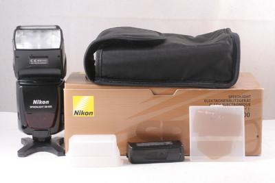 95/尼康 NIKON SB-800 闪光灯 成色极新 ( 全套包装)