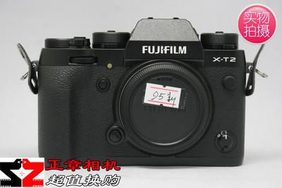 Fujifilm 富士 X-T2 XT2 XT-2 微单 相机 4K视频 黑色 x-t2