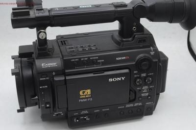 98成新 Sony/索尼 PMW-F3 电影机 PL口可配35 50 85 编号8721