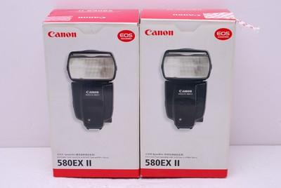 佳能580EXII 佳能580EX II 佳能580 EXII 佳能 580EXII 带包装