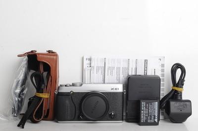 98新二手 Fujifilm富士 X-E1 单机 微单相机(B8358)【京】