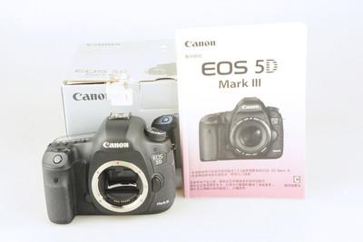 95新 佳能 5D Mark III