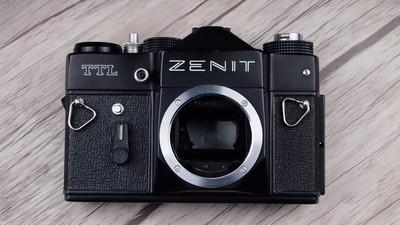 个人出售99新泽尼特Zenit TTL