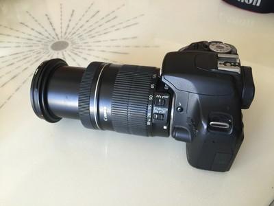 佳能 500D+佳能 EF-S 18-135/3.5-5.6 IS