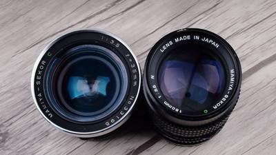 个人出售95新MAMIYA 150mm f3.5