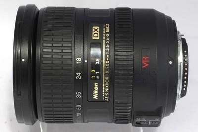 尼康 AF-S DX 尼克尔 18-200/3.5-5.6G ED VR(NO:9778)