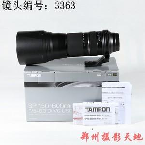 腾龙 SP 150-600mm f/5-6.3 Di VC USD(A011) 佳能口