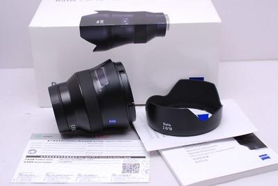 蔡司 Batis 18/2.8 索尼E口 蔡司 18/2.8 18 mm F2.8 蔡司18/2.8