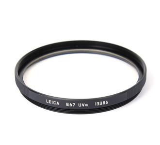 【美品】Leica/徕卡  E67 UVA 13386 UV滤镜  #04409
