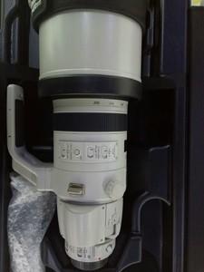 出手佳能 EF 200-400mm f/4L IS USM内置1.4倍增距镜