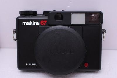 makina67 玛奇娜 PLAUBEL MAKINA 67 好成色 中画幅相机