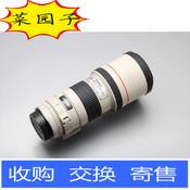 CANON 佳能 EF 300/4 L 长焦 红圈镜头