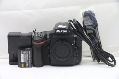97新二手Nikon尼康 D810 单机 快门7900多次 (1502)【深】