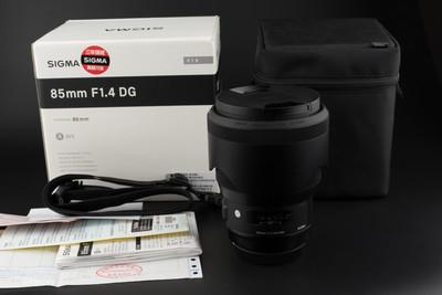 适马 85mm f/1.4 DG HSM ART /conan 佳能口