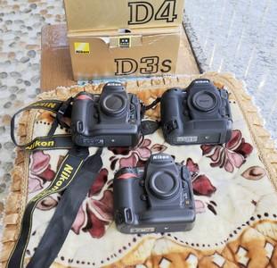 99新尼康 D4 D3X D3S全画幅单反旗舰机 基本全新
