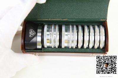 (7119) B I 滤镜、遮光罩套装 【极新】¥1200