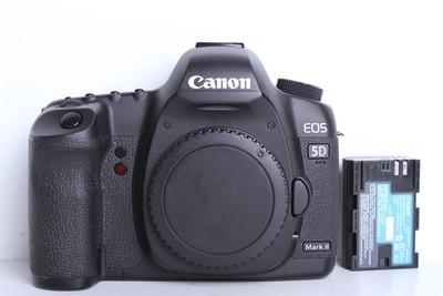 95新二手Canon佳能 5D2 单机 无敌兔 高端相机(B6113)【京】