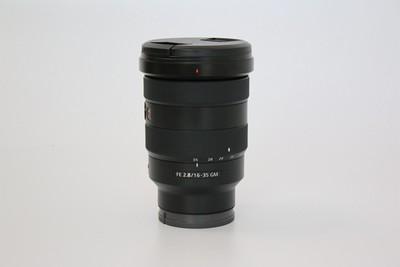 98新二手Sony索尼 16-35/2.8 GM FE 索尼E卡口(W07476)【武】