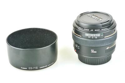 95新 佳能 EF 50mm f/1.4 USM