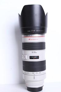 93新二手Canon佳能 70-200/2.8 L 小白变焦镜头(B6128)【京】