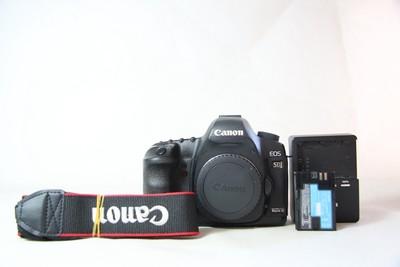 90新二手Canon佳能 5D2 单机 无敌兔 高端相机(T06460)【津】