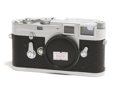 徕卡/Leica M3 旁轴相机 後期單撥