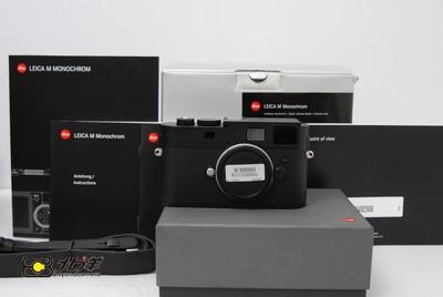 全新成色徕卡 M-MONOCHROM(BG12100002)
